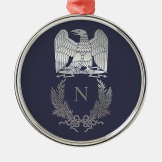 Emblem of Napoleon Bonaparte Metal Ornament