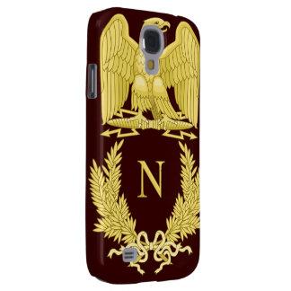 Emblem of Napoleon Bonaparte Samsung Galaxy S4 Cover
