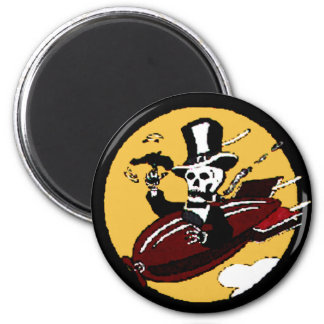 Emblem of the 85th Bombardment Squadron Magnet