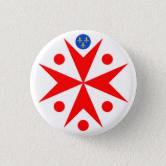 Emblem of the Navy Tuscany Medici Button