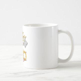 Emblem of the Papacy Official Pope Symbol Coat Mug