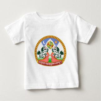 Emblem of Tibet Official Coat Arms China Symbol Shirt