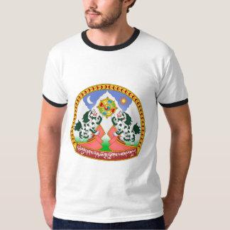 Emblem of Tibet Official Coat Arms China Symbol T Shirt