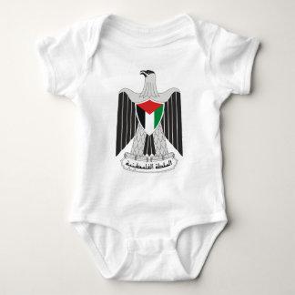 emblem palestine authority baby bodysuit