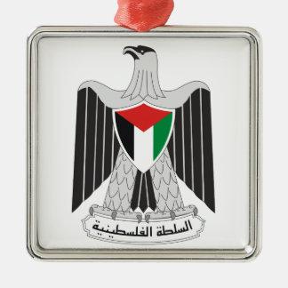 emblem palestine authority christmas tree ornaments