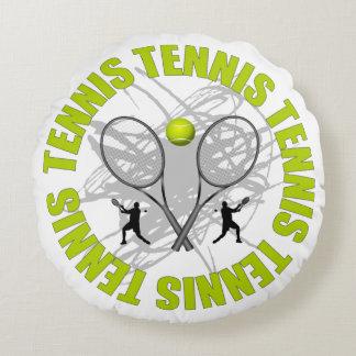 Emblema agradable del tenis