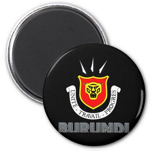 Emblema burundés iman