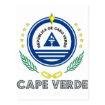 Emblema caboverdiano postal
