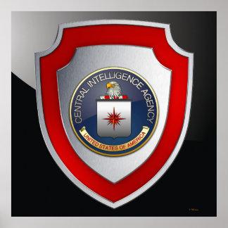 Emblema (CIA) de la CIA Póster