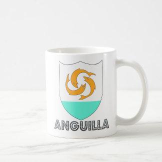 Emblema de Anguila Taza