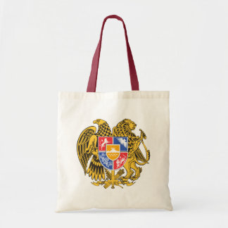 emblema de Armenia Bolsas De Mano