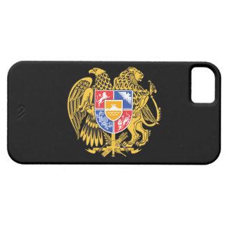 emblema de Armenia iPhone 5 Case-Mate Cárcasas