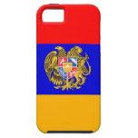 emblema de Armenia iPhone 5 Fundas