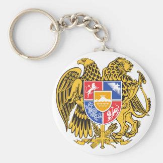 emblema de Armenia Llaveros Personalizados