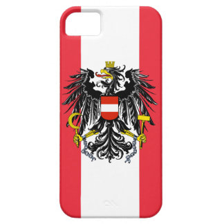 emblema de Austria iPhone 5 Cárcasa