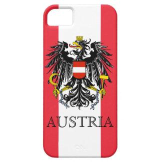 emblema de Austria iPhone 5 Carcasa