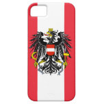 emblema de Austria iPhone 5 Fundas