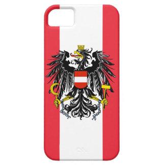 emblema de Austria iPhone 5 Fundas
