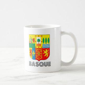 Emblema de Basquan Taza