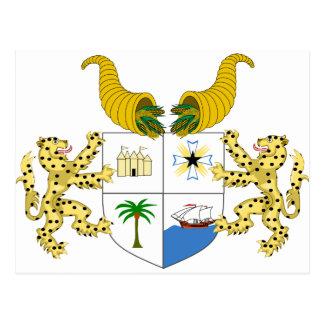 emblema de Benin Postal