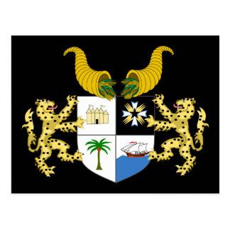 emblema de Benin Postales