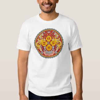 emblema de Bhután Playera
