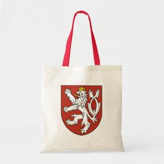 emblema de Bohemia Bolsa Tela Barata