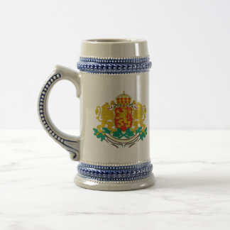 emblema de Bulgaria Tazas
