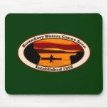 Emblema de BWCA Alfombrilla De Ratón