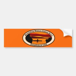 Emblema de BWCA Etiqueta De Parachoque