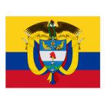 emblema de Colombia Postal