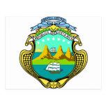 emblema de Costa Rica Postal