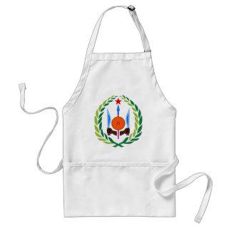 emblema de Djibouti Delantales