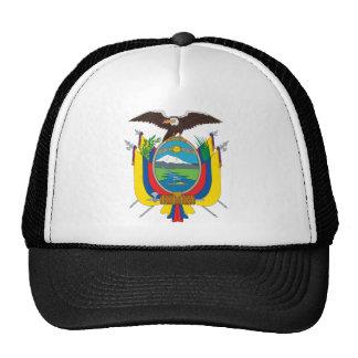 emblema de Ecuador Gorro De Camionero