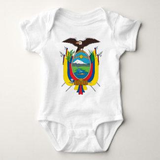 emblema de Ecuador Tee Shirt
