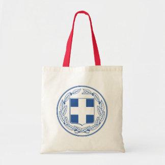 emblema de Grecia Bolsas De Mano