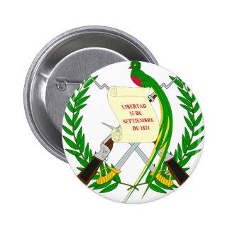 emblema de Guatemala Pin