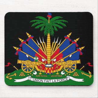 emblema de Haití Alfombrillas De Ratones