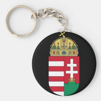 emblema de Hungría Llavero