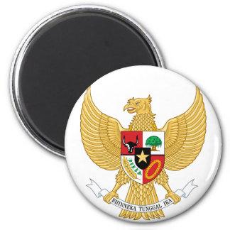 emblema de Indonesia Iman De Frigorífico