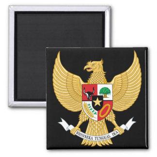 emblema de Indonesia Imanes De Nevera