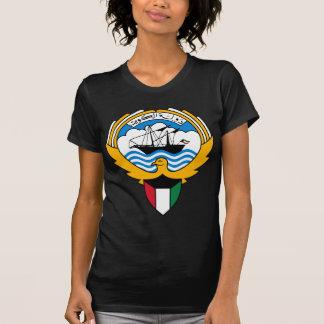 emblema de Kuwait Camisetas