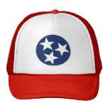 Emblema de la bandera de Tennessee Gorro