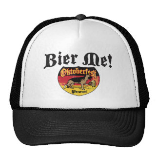 Emblema de la féretro del pastor alemán gorra