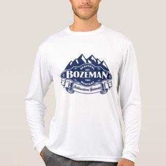 Emblema de la montaña de Bozeman Camiseta