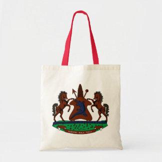 emblema de Lesotho Bolsas De Mano