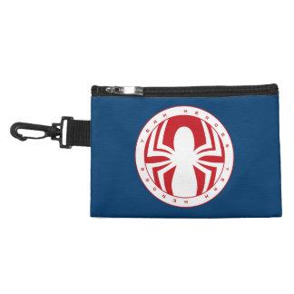 Emblema de los héroes del equipo de Spider-Man