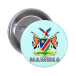 Emblema de Nambian Pins