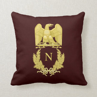 Emblema de Napoleon Bonaparte Cojines