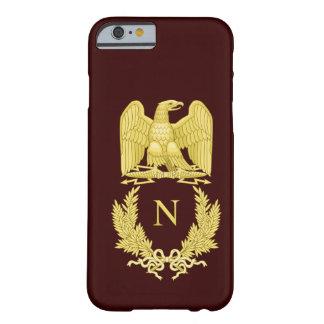 Emblema de Napoleon Bonaparte Funda De iPhone 6 Barely There